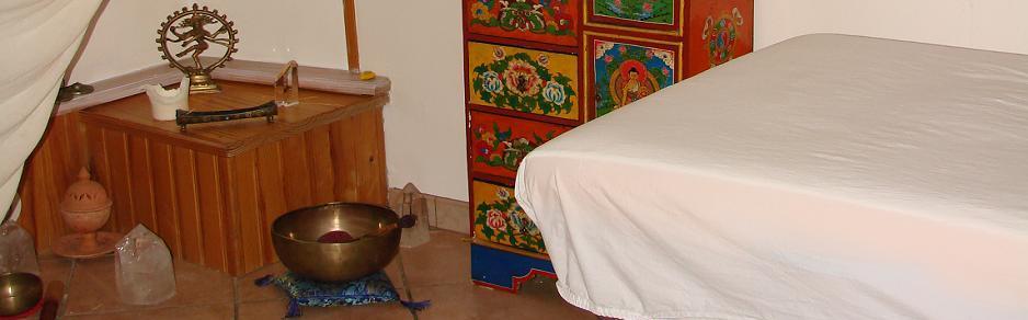 Les massages ont lieu à Moncrabeau, entre le Gers et le Lot et Garonne